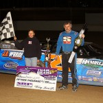 Dennis Erb, Jr. claims Thaw Brawl win at LaSalle Speedway