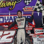 Bobby Pierce takes Sunoco ALMS win at Kankakee!